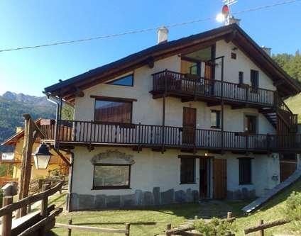 Appartamento in Baita Vendita Chezal Frazione Chezal, Pragelato Pragelato