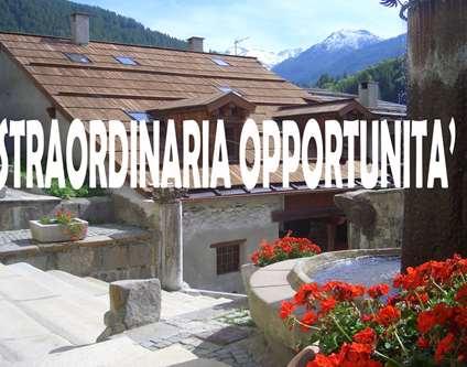 Appartamento in Baita Vendita Bousson Frazione Bousson 34, Cesana Torinese Bousson