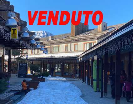 Appartamento Vendita Sansicario Frazione San Sicario Alto, residence C-13 San Sicario