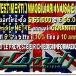 Investimenti immobiliari a reddito dal 6% a oltre il 10% netto USA & UK
